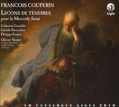 Francois Couperin: Leçons de Ténèbres