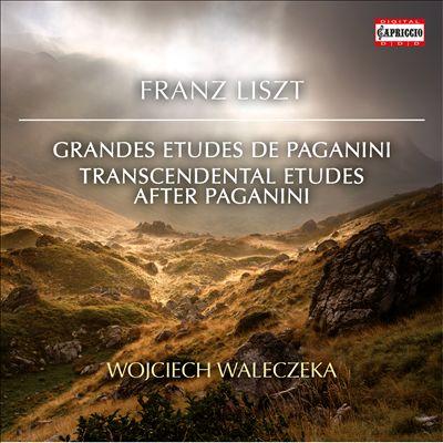 Franz Liszt: Grandes Etudes de Paganini; Transcendental Etudes after Paganini