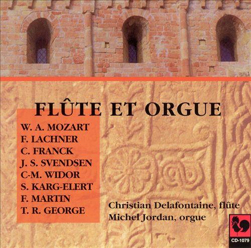 Flûte et Orgue