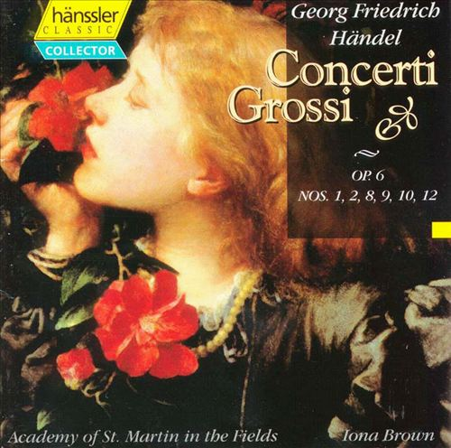Handel: Concerti Grossi Op.6