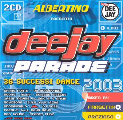 Deejay Parade 2003