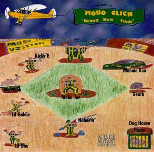 Mobo Click: Brand New Funk