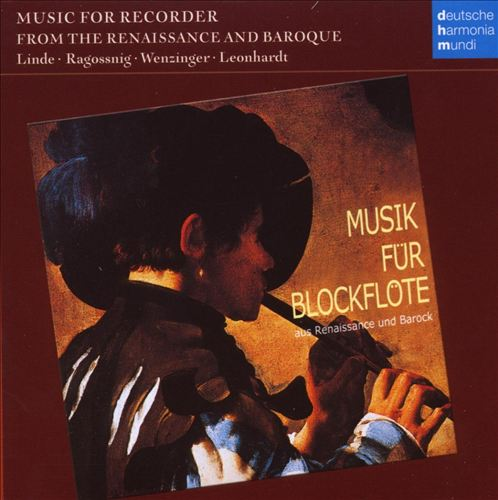 Music for Recorder from Renaissance & Baroque [Germany]