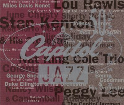 Capitol 50th Anniversary Jazz Box