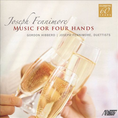 Joseph Fennimore: Celebration - Music for Four Hands