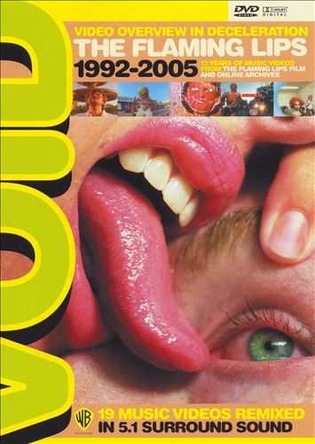 The Flaming Lips 1992-2005: 19 Music Videos [DVD]