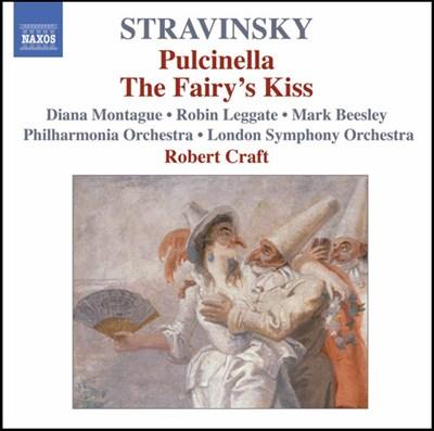 Stravinsky: Pulcinella; The Fairy's Kiss