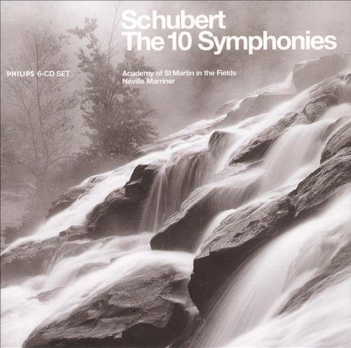 Schubert: The 10 Symphonies