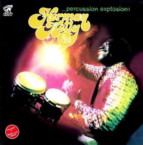 Percussion Explosion!
