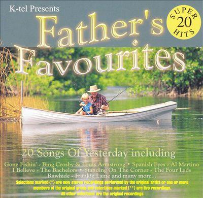 Father's Favourites [K-Tel]