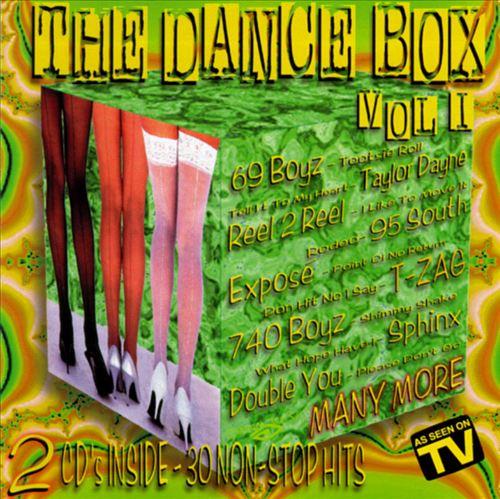 The Dance Box, Vol. 1