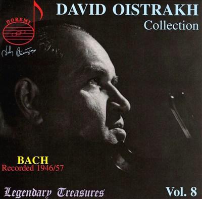 David Oistrakh Collection Vol. 8