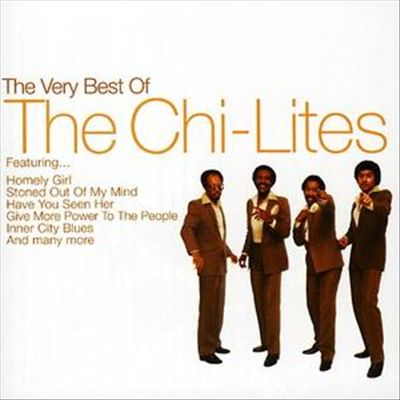 The Very Best of the Chi-Lites [Metro]