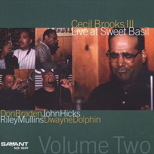 Live at Sweet Basil, Vol.2