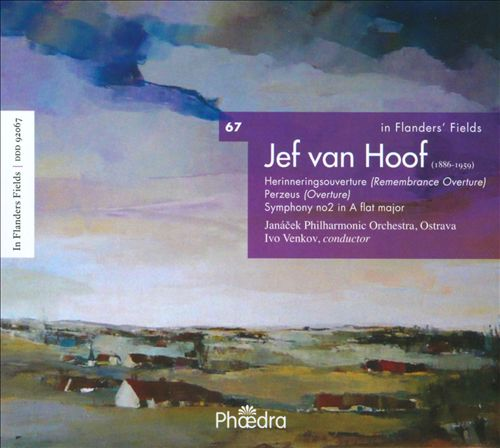 In Flanders Fields, Vol. 67: Jef van Hoof