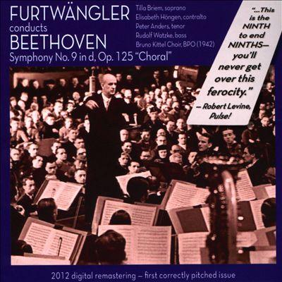 Furtwängler Conducts Beethoven: Symphony No. 9