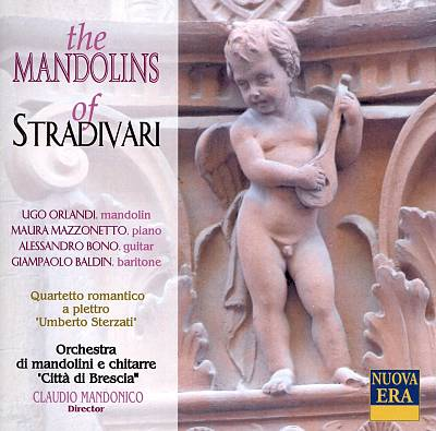 The Mandolins of Stradivari