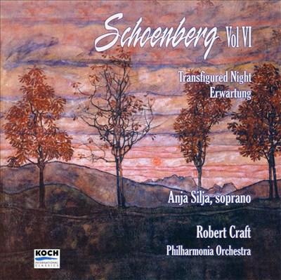 Schoenberg, Vol. 6: Transfigured Night; Erwärtung