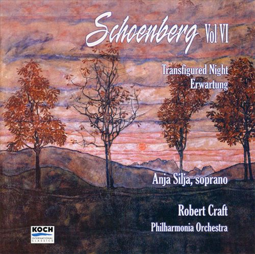 Schoenberg, Vol. 6: Transfigured Night; Erwärtung
