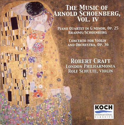 The Music of Arnold Schoenberg, Vol. 4