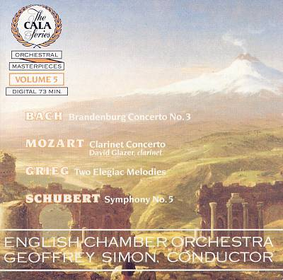 The Cala Series: Orchestral Masterworks, Vol. 5