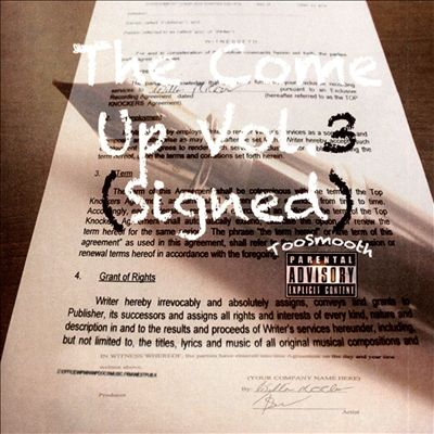 The Come Up, Vol. 3 (Signed)