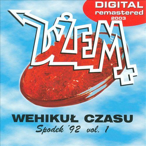 Wehikul Czasu, Spodek '92 Vol. 1