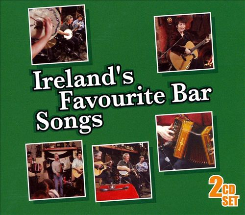 Ireland's Favourite Bar Songs
