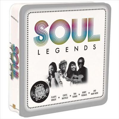 Soul Legends [Metro]