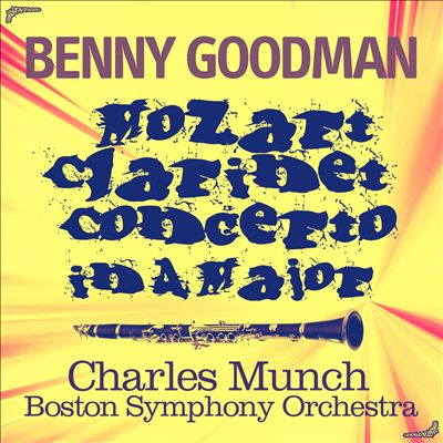 Mozart: Clarinet Concerto [Remastered]