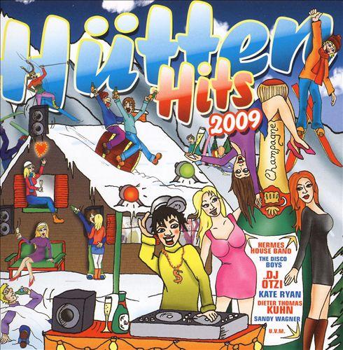 Hütten Hits 2009