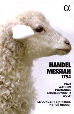 Handel: Messiah 1754