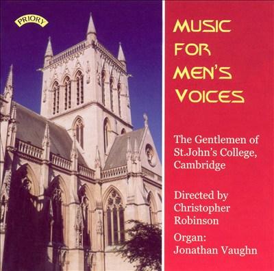 Music for Men's Voices