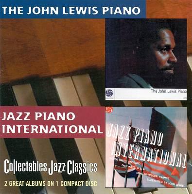 The John Lewis Piano/Jazz Piano International