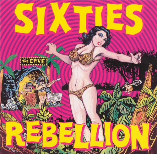 Sixties Rebellion, Vol. 5: The Cave