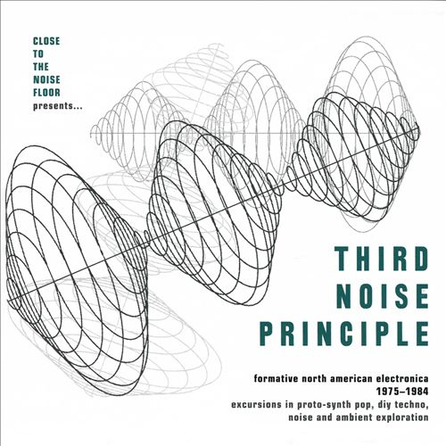 Third Noise Principle: Formative North American Electronica 1975-1984