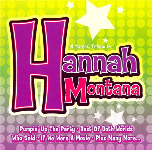 Musical Tribute to Hannah Montana