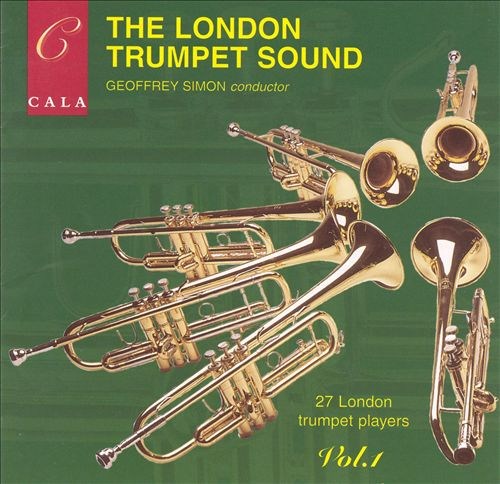 The London Trumpet Sound, Vol. 1