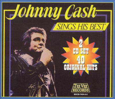 Johnny Cash Sings His Best [Double Disc]