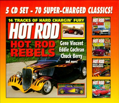 Hot Rod Box Set