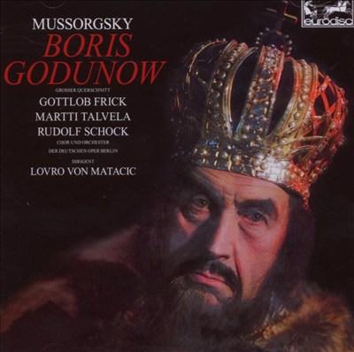 Boris Godunow (Querschnitt)