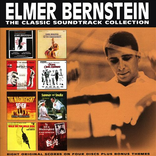 Elmer Bernstein: The Classic Soundtrack Collection