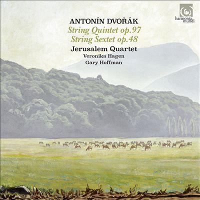Antonín Dvorák: String Quintet Op. 97; String Sextet Op. 48