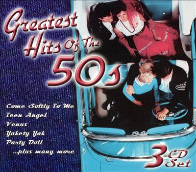 Greatest Hits of the 50s [Boxset #2]