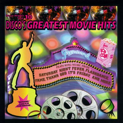 Disco Nights, Vol. 10: Disco's Greatest Movie Hits