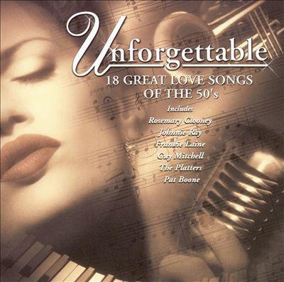 Unforgettable [K-Tel]