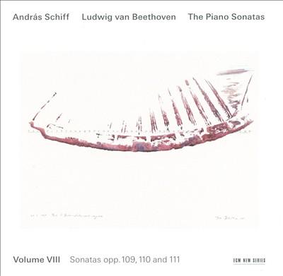 Beethoven: The Piano Sonatas, Vol. 8