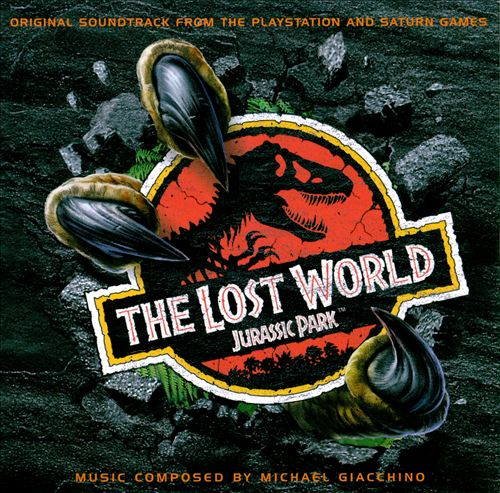 Jurassic Park: The Lost World [Playstation OST]
