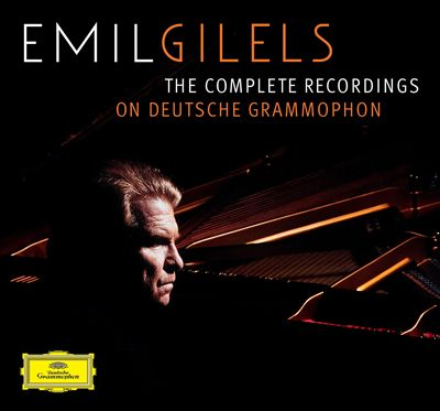 Emil Gilels: The Complete Recordings on Deutsche Grammophon