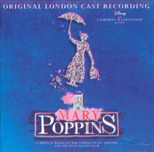 Mary Poppins [Original London Cast Recording]